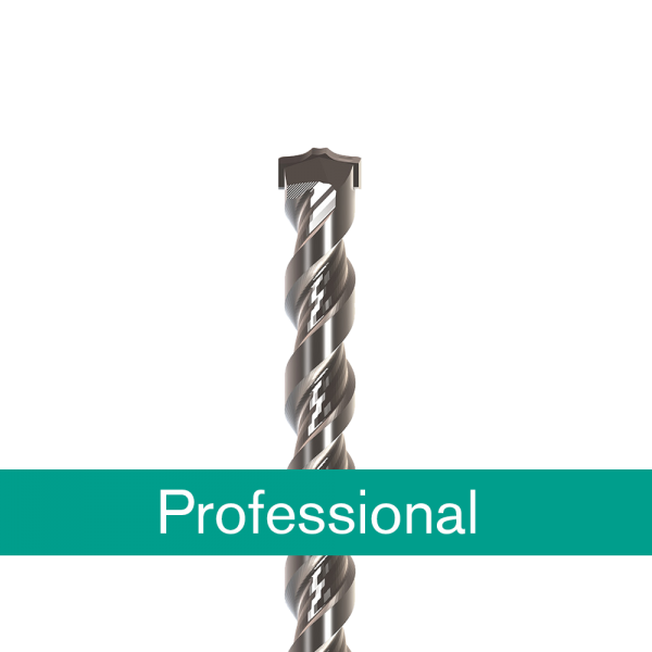 Heller Tools 240963 Stone drill bit3010 of carbide metal 5 x 12mm x 7.87 5 x 12mm x 7.87